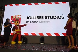 64 million views later, Jollibee goes digital from 'I Love You Sabado'