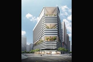 Century Properties, Asian Carmakers Corp open green office tower in Taguig