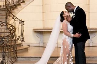 LOOK: Brian McKnight ties the knot in New Year's Eve wedding