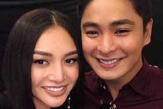 Is he single? Kylie Verzosa lets slip Coco Martin's relationship status