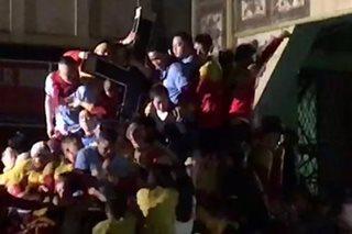 PANOORIN: Angeline Quinto, sumampa sa andas ng Nazareno