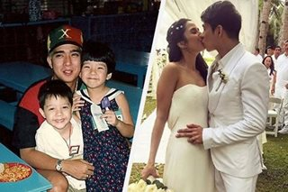 WATCH: Maxene in tears as she mentions dad Francis M in wedding vows