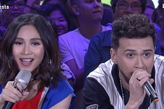 WATCH: Sarah, Billy wow with 'Finesse'