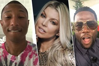 Pharrell, Fergie, Kevin Hart among performers at NBA All-Star weekend