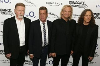 The Eagles settle lawsuit against Mexico's Hotel California