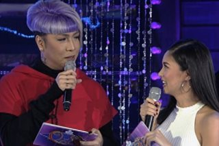 WATCH: Vice Ganda grills Kim Chiu on engagement rumors