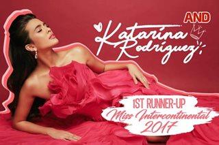 Katarina Rodriguez, 1st runner-up Miss Intercontinental 2017