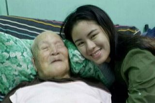 'I will miss you everyday': Kisses Delavin's lolo passes away