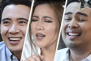 WATCH: Kapamilya singers impersonate each other