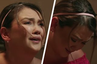 What happened? Angelica breaks down in deleted 'Mrs. Reyes' scene