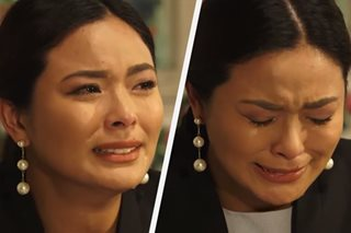 Maxine can act? Breakdown scene surprises 'Hanggang Saan' viewers