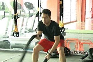 Kakaibang workout, pwedeng gawin sa 'Abooga'