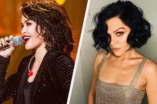 WATCH: KZ Tandingan gets a big hug from Jessie J