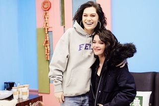Are KZ and Jessie J still in touch after 'Singer 2018'?