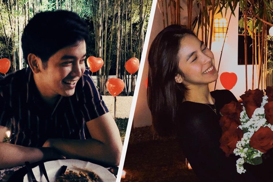 Julia tells Joshua on Valentine's Day: 'Thank you for loving me'