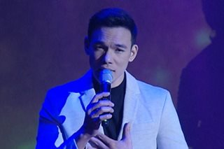 Mark Bautista: 'Thank you for the love'