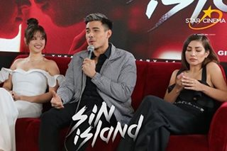 Before 'Sin Island,' Coleen, Xian also considered rom-coms