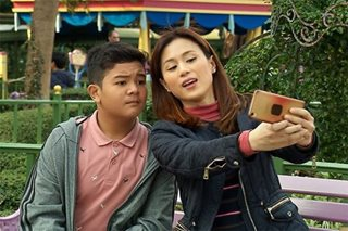 'Home Sweetie Home' goes to Hong Kong Disneyland for epic bonding
