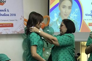 Women at youth empowerment, isinusulong ni Girl Scout Kathryn