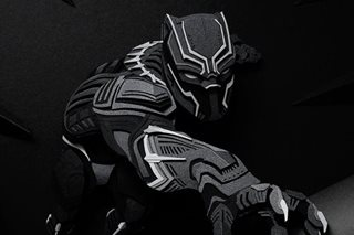 Pinoy artist makes awesome 'Black Panther' fan art for Marvel Studios