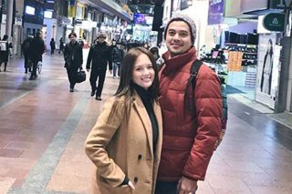 Ellen Adarna all set to give birth?