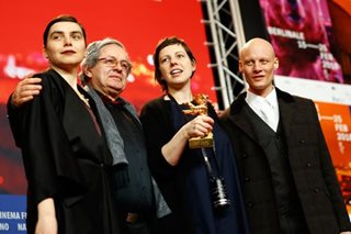 Romania's 'Touch Me Not' wins top prize at Berlin film festival