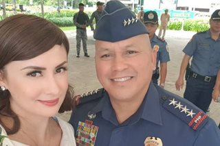 'A privilege': Ex-Viva Hot Babe Jaycee Parker plays Sara Duterte in anti-terror drill