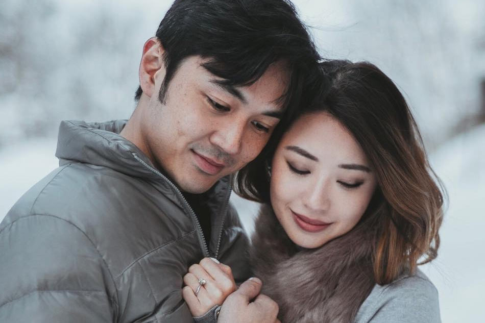 Slater Young Of Pbb Engaged To Author Girlfriend Kryz Uy
