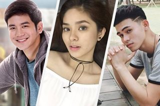 Loisa, Inigo at Joshua, nominado sa 2018 Nickelodeon Kids Choice Awards