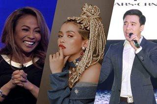 KZ, Jaya at iba pang OPM stars, inilatag ang mga paparating na concerts