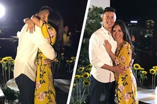 Aicelle Santos gets engaged after bagging 'Miss Saigon' role