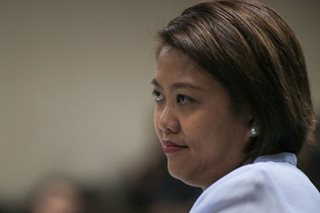 Nancy Binay focuses on own candidacy as siblings Abby, Junjun feud