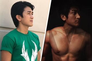 How Makisig Morales achieved his buff body