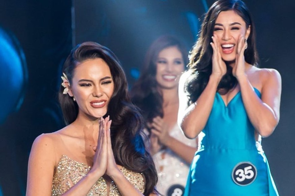 The story behind the viral photo of Catriona and Sandra ...