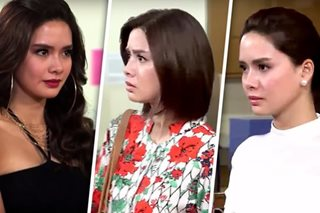 'Blood Sisters': Triple face-off as all of Erich's characters finally meet