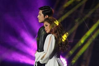 WATCH: Paulo makes surprise appearance at Maja's concert