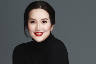 Kris Aquino says she's 'cleared' of serious illness