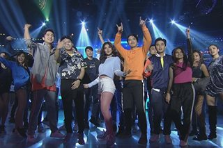 Mga bida ng 'The Good Son,' humataw sa 'It's Showtime'