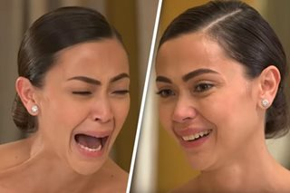 Comedy shifts to drama as Jodi breaks down in 'Sana Dalawa ang Puso'