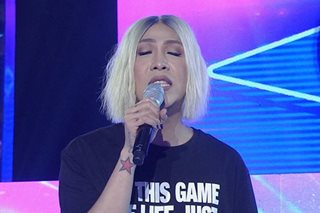 'Ako ang Sinayang Mo': Vice Ganda shows wit with impromptu lyrics