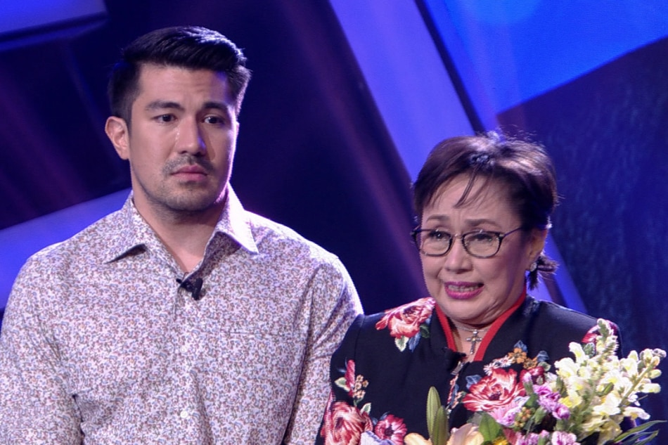 WATCH: Ate Vi's heartfelt message for Luis