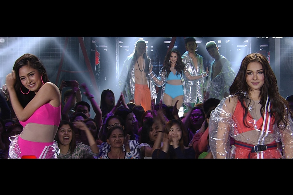 WATCH: Ryza Cenon joins Kim, Maja in 'ASAP' debut