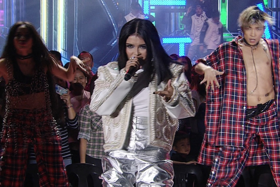 WATCH: KZ sings Jessie J's 'Bang Bang' on 'ASAP'