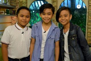 TNT Boys, sobrang tuwa nang mag-guest sa 'Little Big Shots UK'