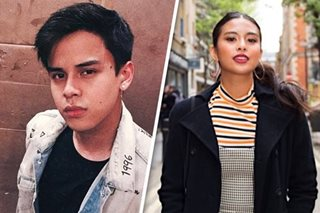 Dating? Khalil Ramos, Gabbi Garcia spotted together in BGC