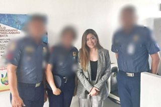Angeline Quinto files police report after receiving death threats