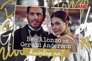 Bea Alonzo at Gerald Anderson, hiwalay na?
