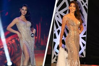 WATCH: Catriona's answer to Miss Ecuador comparisons shows she's Q&A-ready