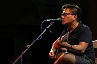 Ebe Dancel shares the stories behind some of his hit songs