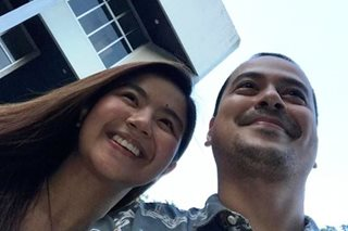 John Lloyd shares photo with 'Home Sweetie Home' costar Miles Ocampo on IG
